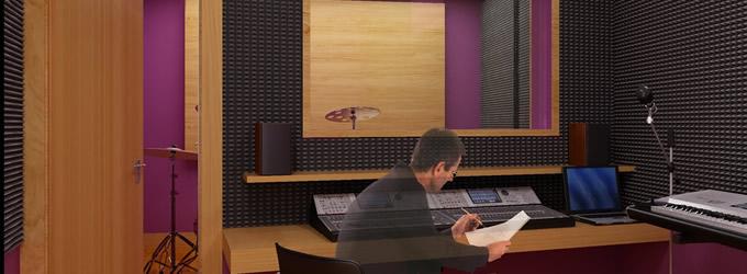 Dublaj Odası Ses İzolasyonu