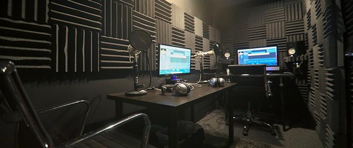 Dublaj Odası Ses Yalıtım Uygulaması