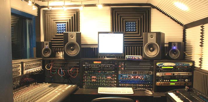 Stüdyo Salonu Akustik Ses Yalıtımı