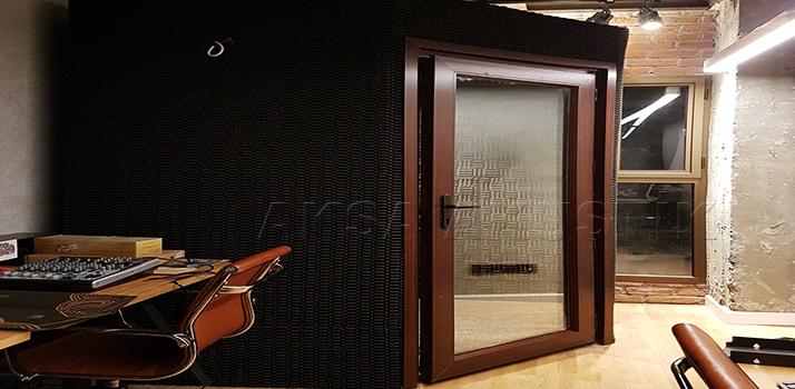 Akustik Kabin Yalıtımı
