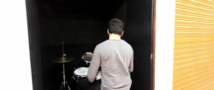 Bateri Odası Akustik Ses Yalıtımı