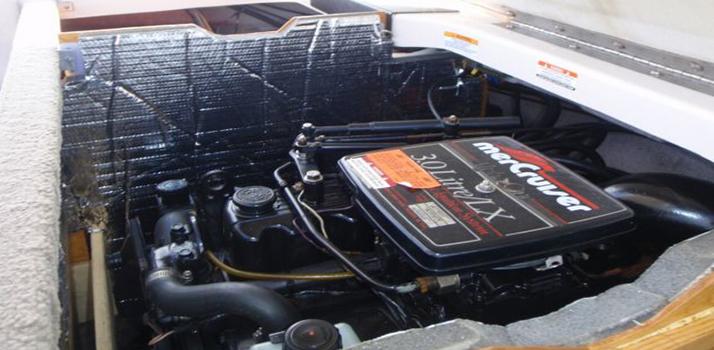 Tekne Motoru Ses İzolasyon Malzemeleri